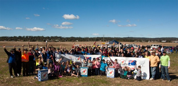 2012 Australian Youth Rocketry Challenge