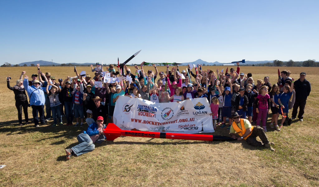 Fifth Anniversary of the Australian Yourth Rocketry Challenge Inc. (2014)