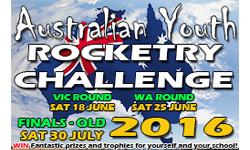 Australian Youth Rocketry Challenge 2016